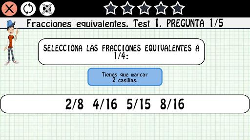 Matemu00e1ticas 13 au00f1os screenshots 20
