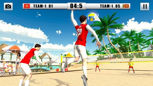 Volleyball 2021 - Offline Sports Games apkpoly screenshots 7