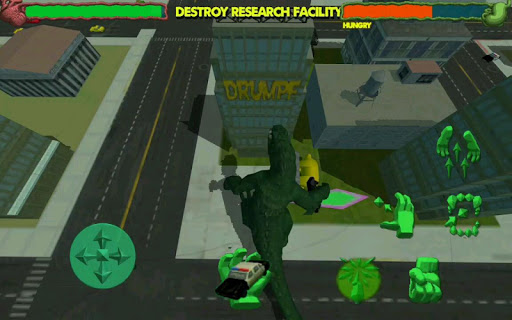 Monster Eats City apklade screenshots 1