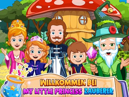 My Little Princess : Zauberer FREE Screenshot