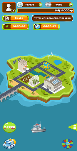 CO2 Cards - Play & reduce real-life CO2 emissions! 1.2.8 screenshots 2