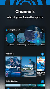 LaLiga Sports TV - Live Sports Streaming & Videos screenshots 5