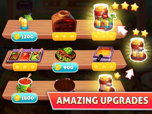 Kitchen Craze: Free Cooking Games & kitchen Game  Screenshots 10