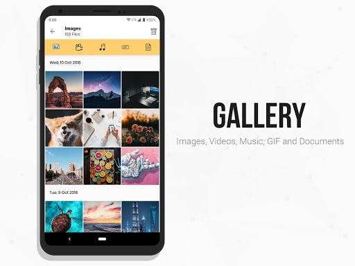 Unseen Messenger | Recover & View Deleted Messages 1.8.2 Screenshots 2