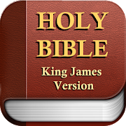 Holy Bible King James Version (Free)  Icon