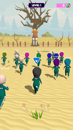 Squid Game 3D: Online Squids Game screenshot 17