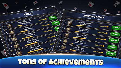 Spades - Card Games Free 9.4 screenshots 5