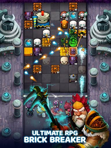 Battle Bouncers: Legion of Breakers! Brawl RPG 1.17.0 screenshots 9