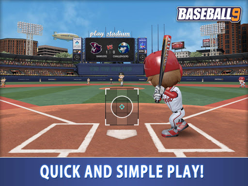 BASEBALL 9 apkdebit screenshots 8