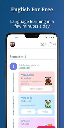 Livango - English For Free apktram screenshots 1