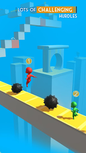 Tap Temple Run Race - Join Clash Epic Race 3d Game screenshots 4