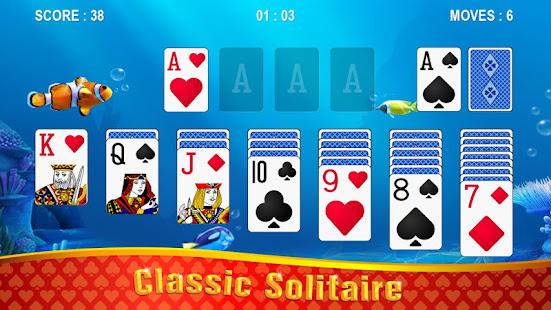 solitaire - ocean hack