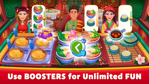 Asian Cooking Star: New Restaurant & Cooking Games android2mod screenshots 3