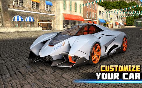 Crazy for Speed 2 MOD APK 3.5.5016 (Unlimited Gold, Nitrogen) 9