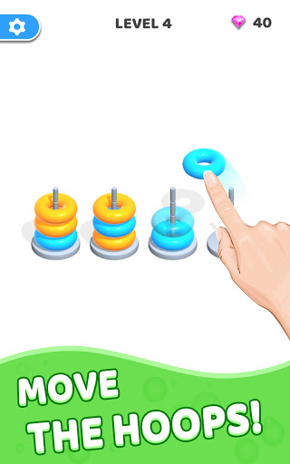 Color Hoop Stack - Sort Puzzle 1.0.3 screenshots 9