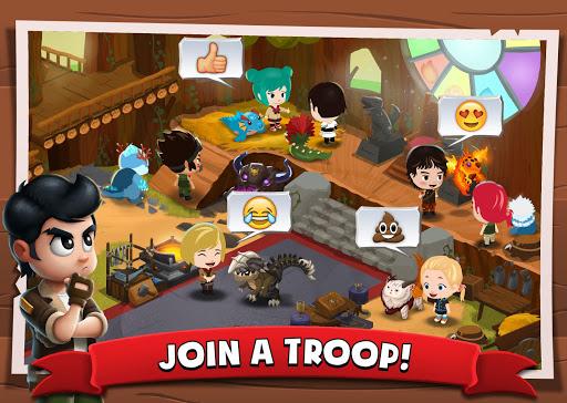 Battle Camp - Monster Catching 5.13.0 screenshots 5