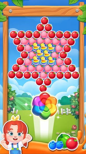 Bubble Blast: Fruit Splash 1.0.10 screenshots 7