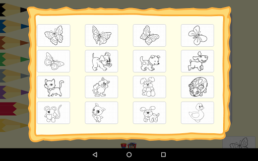 Baby Games : Puzzles, Drawings, Fireworks + more apkpoly screenshots 4
