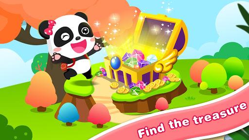 Baby Panda: Magical Opposites - Forest Adventure  screenshots 10