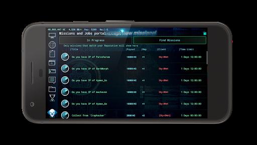 Hackers Online (MMO Simulator)  Screenshots 6