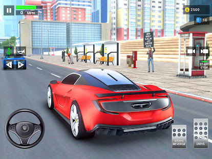 Image For Car Games Driving Academy 2: Driving School 2021 Versi 2.5 7