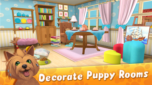 Dog Town: Pet Shop Game, Care & Play with Dog screenshots 13