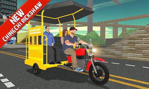 Tuk Tuk Auto Rickshaw Offroad Driving Games 2020 android2mod screenshots 2