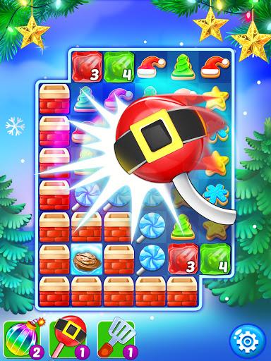 Christmas Cookie - Santa Claus's Match 3 Adventure 3.3.5 screenshots 11