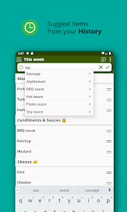 Grocery shopping list: BigBag Pro APK (PAID) Download 6