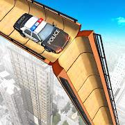 Mega Ramp Police Car Stunts 2020