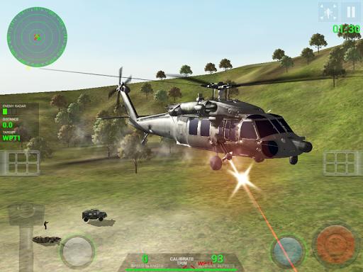 Helicopter Sim Pro  screenshots 11