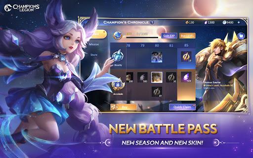 CL:Champions Legion | 5v5 MOBA 1.22.0 screenshots 2