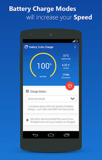 Battery Turbo | Charge Optimizer android2mod screenshots 2