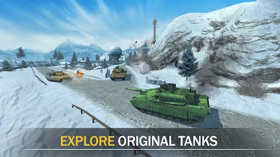 Armada: Modern Tanks - Free Tank Games Online MMO