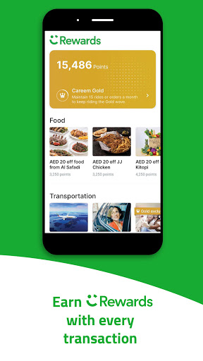 Careem - Rides, Food, Shops, Delivery & Payments android2mod screenshots 7