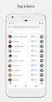 screenshot of Interactive Analytics for Facebook
