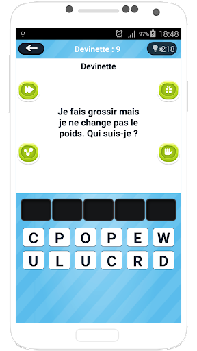 Devinette en Franu00e7ais screenshots 11