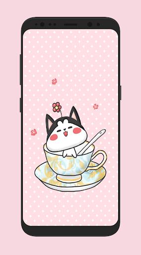 Girly Wallpapers u2665 Cute Background 6.0 Screenshots 6