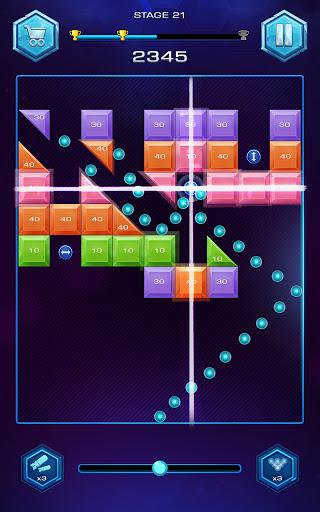Ball Crusher: Free Brick Breaker - Blocks Puzzle 1.7 screenshots 4