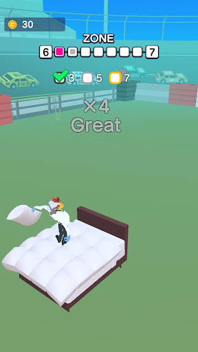 Bed Diving 1.2.7 screenshots 6