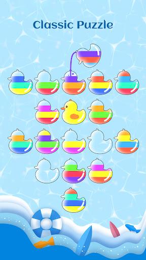 Water Sort Jigsaw: Coloring Water Sort Game  screenshots 1