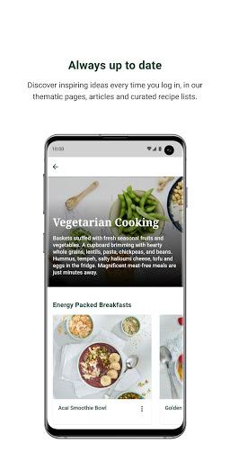 Official Thermomix Cookidoo App 1.2 Screenshots 6
