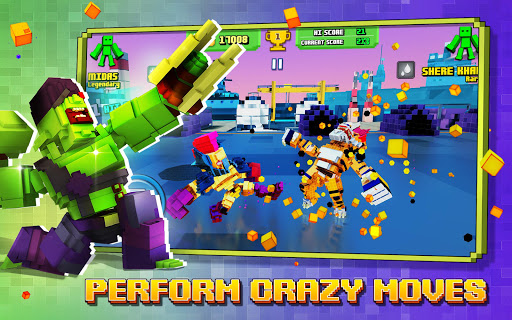 Super Pixel Heroes 2021 1.2.221 screenshots 12
