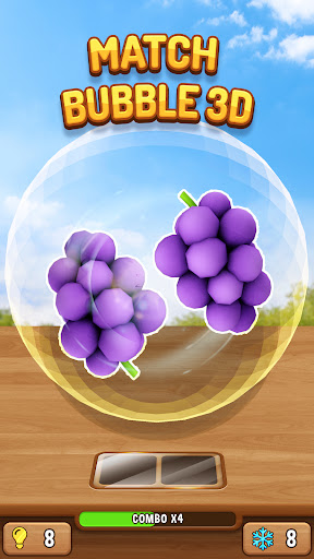 Match Bubble 3D https screenshots 1