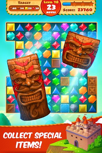 Jewel Empire : Quest & Match 3 Puzzle 3.1.22 Screenshots 2
