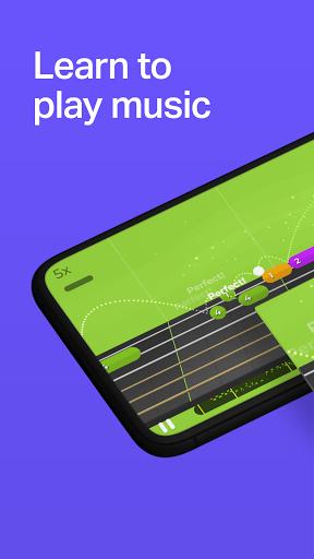 Yousician - An Award Winning Music Education App  Screenshots 1
