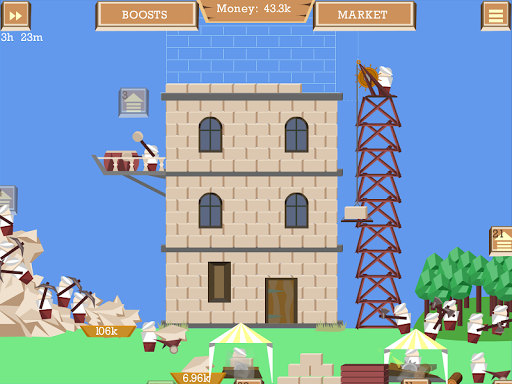 Idle Tower Builder: construction tycoon manager 1.1.9 screenshots 3