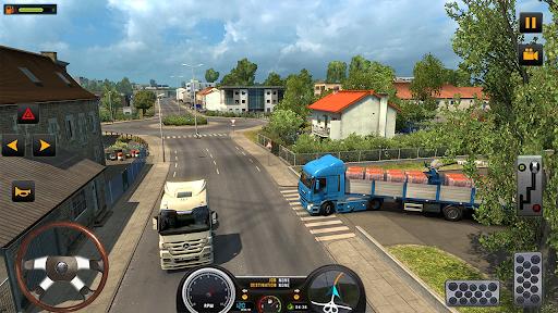 US Heavy Modern Truck: Grand Driving Cargo 2020  Screenshots 2