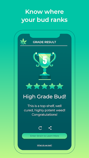HiGrade: THC Testing & Cannabis Growing Assistant 1.0.316 Screenshots 3