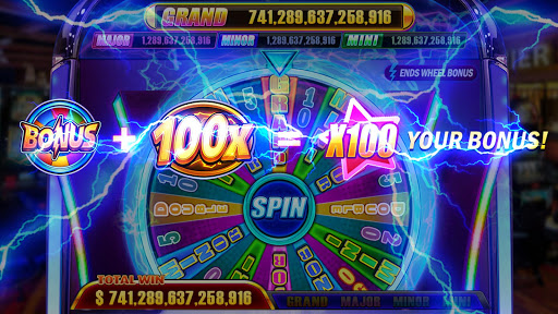 Classic Slots-Free Casino Games & Slot Machines 1.0.473 screenshots 5